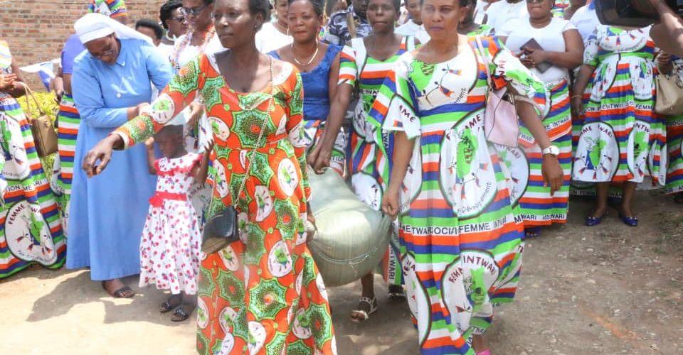 SOCIETE CIVILE DU BURUNDI : FEMME INTWARI ouvre une ANTENNE à BUBANZA