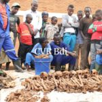 GENOCIDE DE 1972 CONTRE LES HUTU DU BURUNDI : Fosses communes de GITABA / MAKAMBA