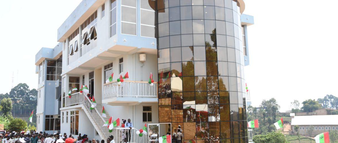 Le CNDD-FDD KAYANZA inaugure sa permamence provinciale / BURUNDI