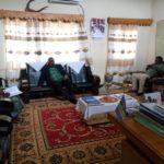 Amb. NANDI du KENYA visite Mme TABU, Gouverneure de RUYIGI / BURUNDI