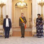 Accréditation de S.E. NTAHIRAJA Thérence au LUXEMBOURG / BURUNDI