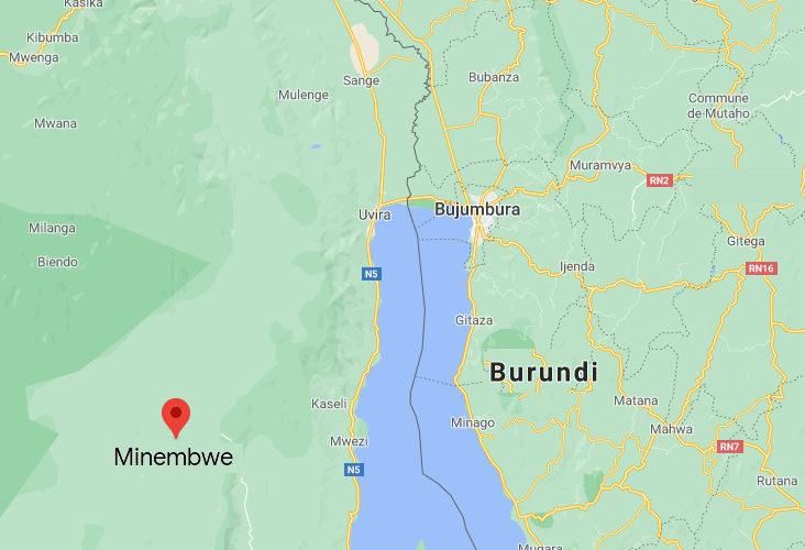 DEFENSE : La RDC CONGO donne MINEMBWE aux BANYAMULENGE / BURUNDI