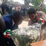 MURAMVYA  commémore  Feu RWAGASORE, Héros national / BURUNDI