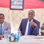 Réunion du comité mixte provincial de sécurité, MUYINGA / BURUNDI