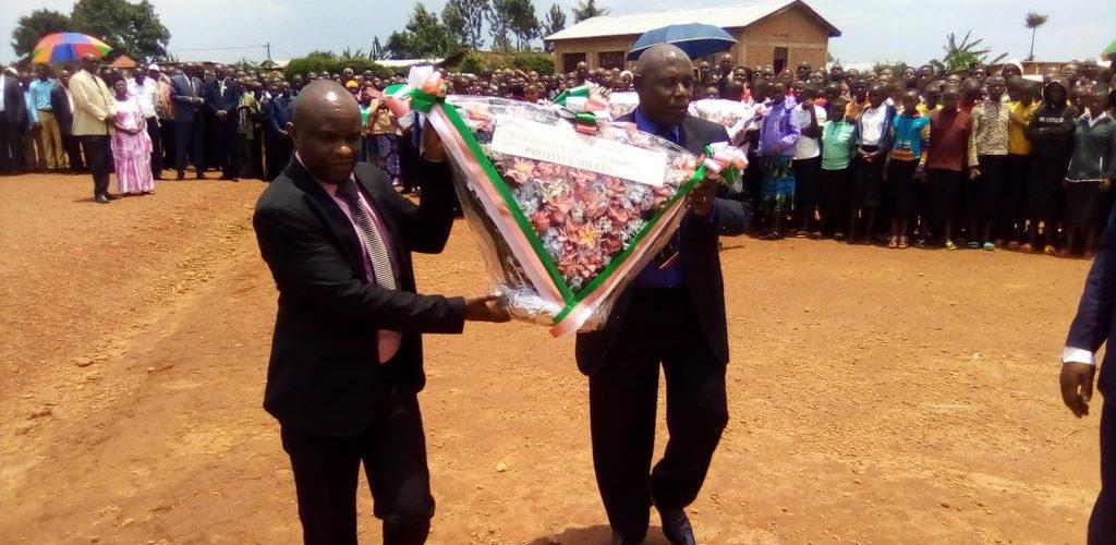MWARO se souvient de Feu RWAGASORE, 59 ans après / BURUNDI