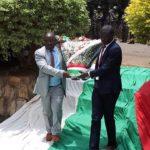 Commémoration de Feu le Héros NDADAYE Melchior à KIRUNDO / BURUNDI