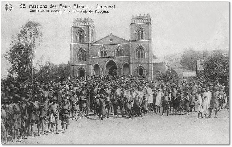 DECOLONISER LES ESPRITS :  MUGERA, lieu vénéré des BARUNDI, devenu LE SYMBOLE COLONIAL AU BURUNDI
