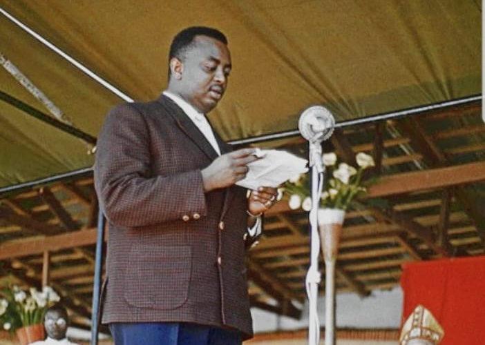MUGANWA Feu RWAGASORE,  59 ème commémoration en sa mémoire / BURUNDI
