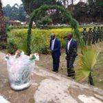 Commémoration du Héros national RWAGASORE, KAYANZA / BURUNDI