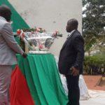 Le Héros national  MUGANWA Feu RWAGASORE, KIRUNDO / BURUNDI