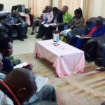 Réunion périodique sur la situation sécuritaire à NGOZI / BURUNDI
