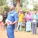 Arrestation de 64 illégaux BANYAMULENGE à GITEGA / BURUNDI