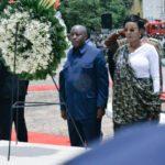 Commémoration du 27 ème anniversaire de l'assassinat de Feu Président Melchior Ndadaye