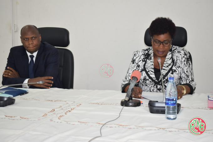 Ministère des finances/Evaluation sur l'exécution du budget de l'Etat