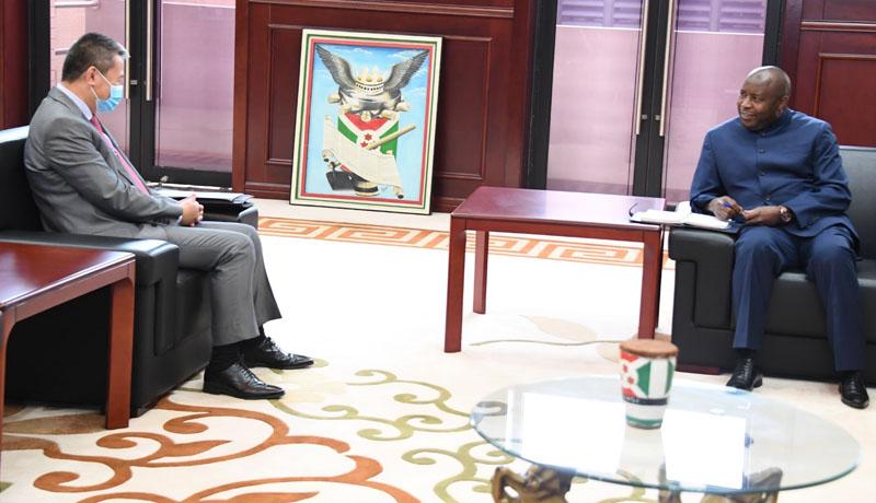 Vers le dégel des relations entre Gitega et Kigali ?