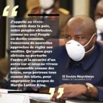 Le Président NDAYISHIMIYE est progressiste