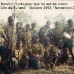 PANAFRICANISME -  La Semaine du Combattant 2020 au BURUNDI