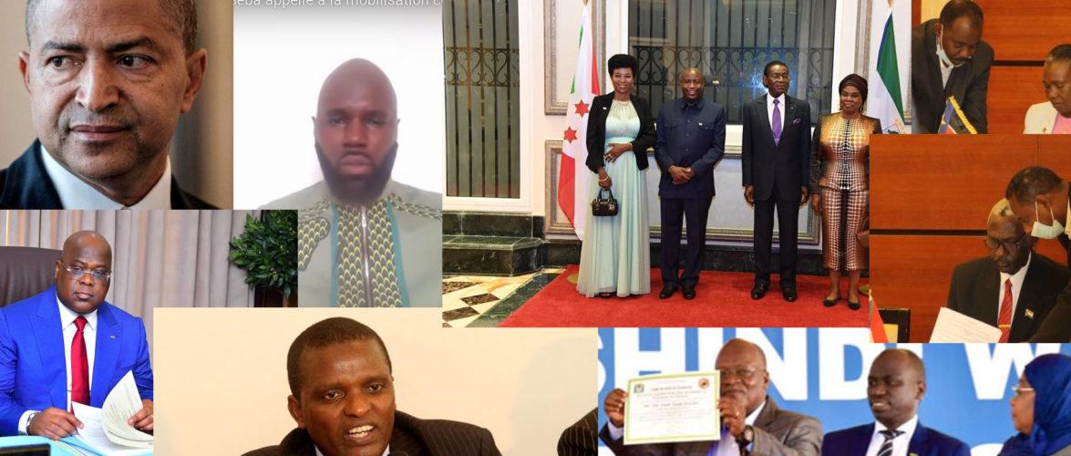 BURUNDI / Petit tour sur l'actualité sur KAMA ou l' AFRIQUE , AFRICA – NOVEMBRE 2020 / 02-11-2020
