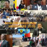 BURUNDI / Petit tour sur l'actualité sur KAMA ou l' AFRIQUE , AFRICA – NOVEMBRE 2020 / 17-11-2020