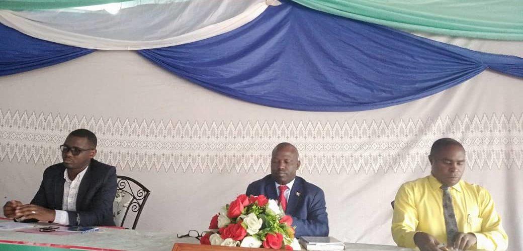 BURUNDI : Le Conseil National de Sécurité s'est réuni à KAYANZA