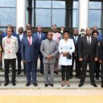 GUINEE EQUATORIALE : Visite d'Etat panafricaine - Le couple présidentiel du BURUNDI à BATA et DJIBLOHO