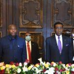 GUINEE EQUATORIALE : Visite d'Etat panafricaine de 5 jours  du Président du BURUNDI à MALABO
