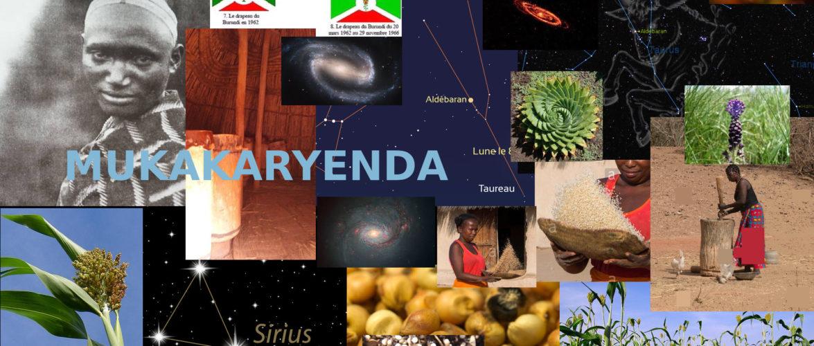 Qui est KARYENDA,plus précisément MUKAKARYENDA au BURUNDI ?