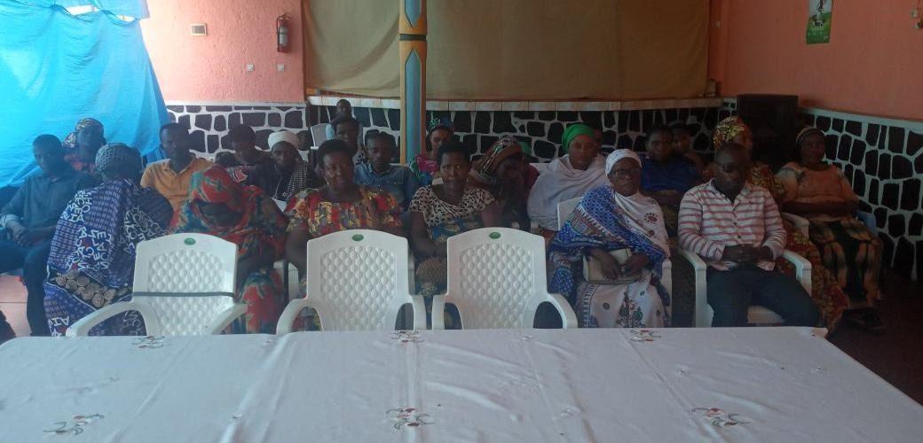 Office Burundaise des Recettes – Campagne d'immatriculation et de fiscalisation à RUMONGE / BURUNDI