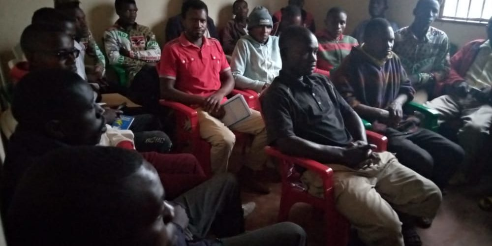 BURUNDI : Le CNDD-FDD RUTOVU discute sur le renforcement des coopératives locales / BURURI