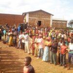 BURUNDI :  TRAVAUX DE DÉVELOPPEMENT COMMUNAUTAIRE - Grande mobilisation pour rénover l'ECOFO NYABIHANGA I / MWARO
