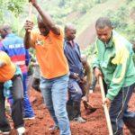 TDC - Construire le bureau du chef de la colline NYAMBUYE à ISARE / BUJUMBURA