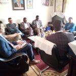 La chargée d'affaires  a.i à l'Ambassade des USA à MUYINGA / BURUNDI