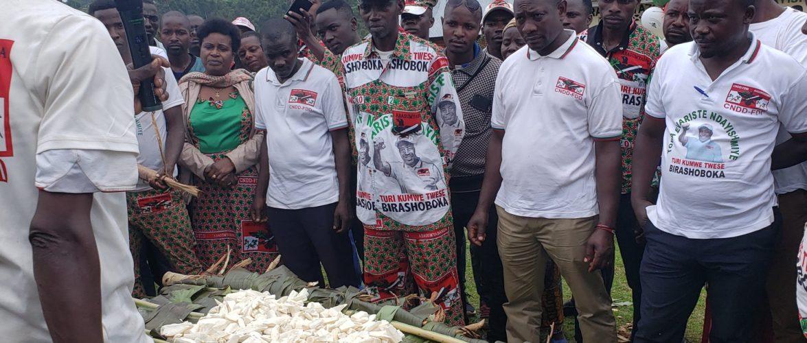 BURUNDI / PANAFRICANISME :  Semaine du Combattant 2020 – Le CNDD-FDD BURURI se souvient …
