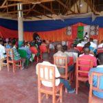 Le CNDD-FDD BUTAGANZWA accueille 81 membres ex- CNL et UPRONA, RUYIGI / BURUNDI