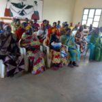 BURUNDI : Réunion des Femmes du CNDD-FDD - BAKENYERERARUGAMBA - à NDAVA, MWARO