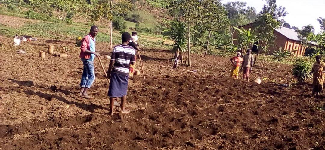 Le CNDD-FDD à NTEGA mobilise les jeunes autour des coopératives SANGWE, KIRUNDO / BURUNDI