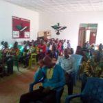 Le CNDD-FDD MUGINA réunit les gérants des coopératives locales, CIBITOKE / BURUNDI