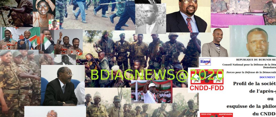 PANAFRICANISME AU BURUNDI – Clôture de la semaine du Combattant 2020