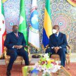 BURUNDI / GABON : Rencontre entre NDAYISHIMIYE - BONGO ONDIMBA