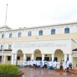 BURUNDI : Visite de l'hôpital du cinquantenaire NATWE TURASHOBOYE à KARUSI