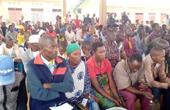 BURUNDI : La section communale du CNDD-FDD MAKAMBA en réunion