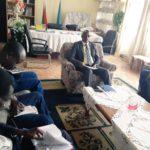 Discussion sur le Comité Mixte de Sécurité à MURAMVYA / BURUNDI