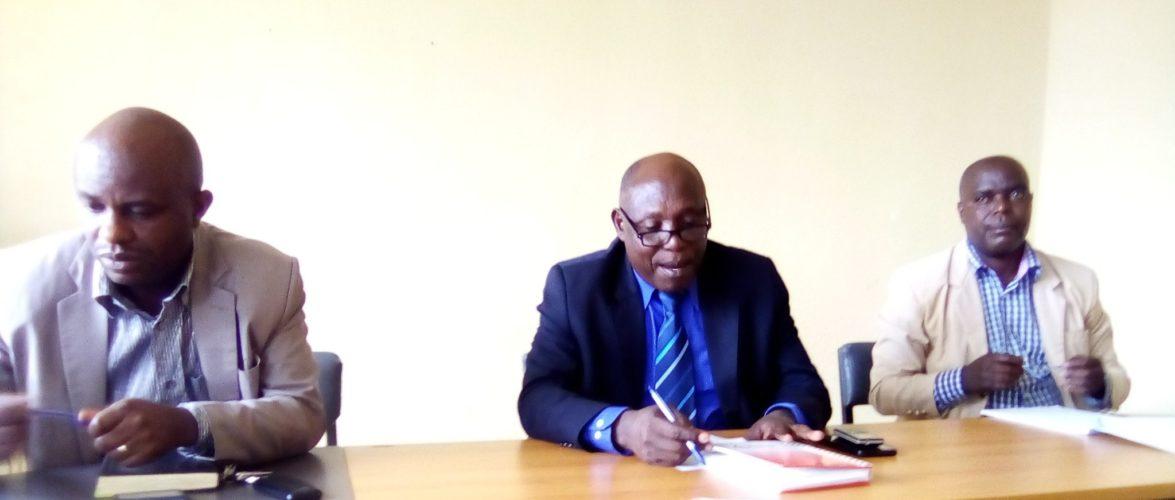 Réunion d'évaluation des réalisations des ONGS à MWARO / BURUNDI