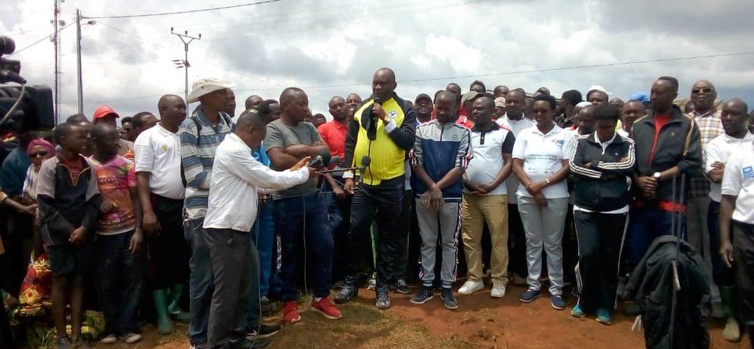 BURUNDI : Les parlementaires de RUTANA débattent avec les citoyens de GITANGA