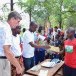 BURUNDI : Mission d'évangélisation à RUGOMBO - Don de Cartes d'Assurance Maladie / CIBITOKE