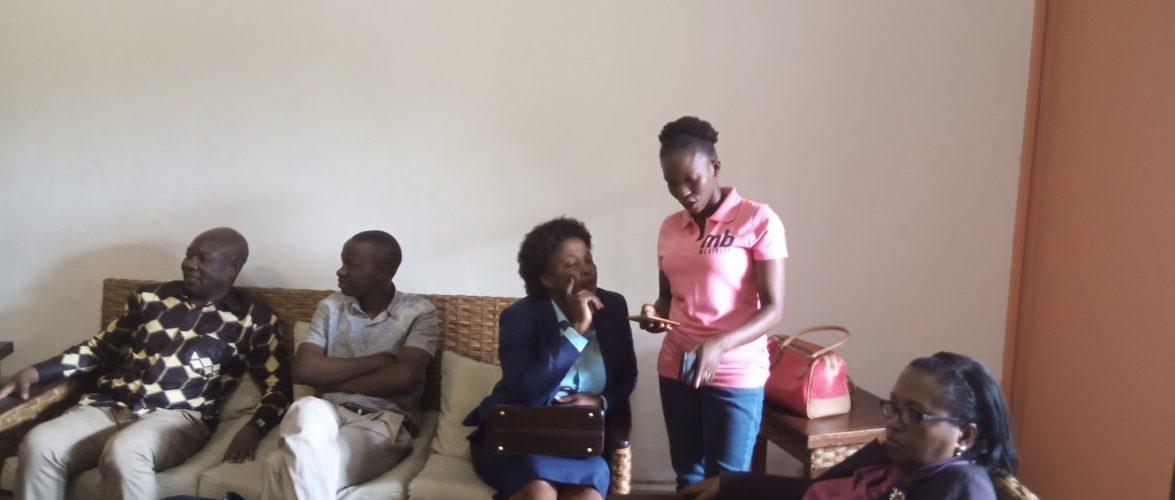 Recensement digitalisé des fonctionnaires avec mention ethnique / BURUNDI