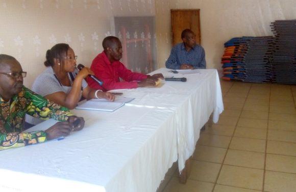 BURUNDI : Réunion en commune RUYIGI destinée aux acteurs administratifs décentralisés