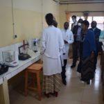 Visite d'une délégation USA à l'Université de NGOZI / BURUNDI