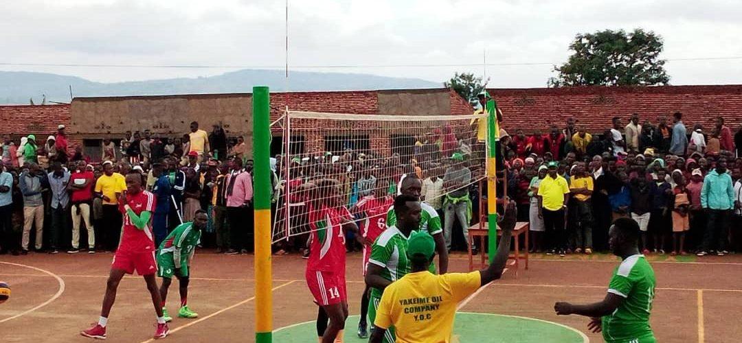 VOLLEYBALL : RUKINZO , Champion 2020 de la coupe des Héros – GITEGA / BURUNDI