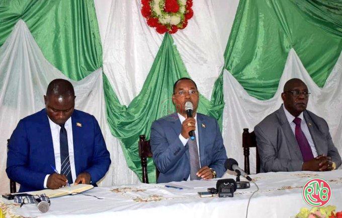 L'ombudsman rencontre les gouverneurs et administrateurs du sud du pays
